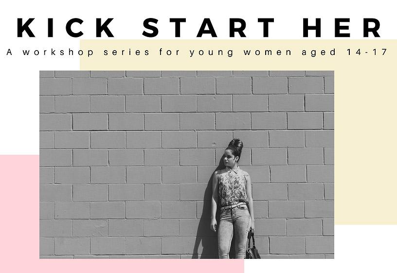 Kick Start Her event